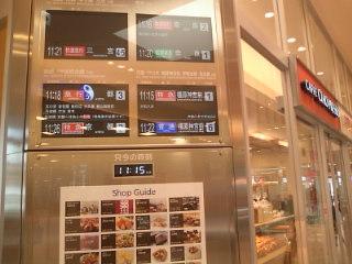 奈良にも駅ナカが